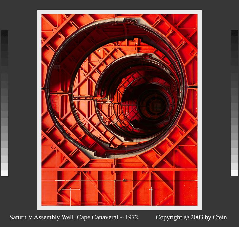 saturn v design